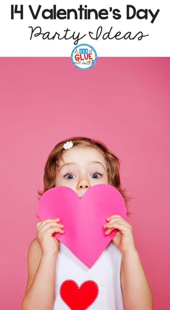 14 Valentine's Day Classroom Party Ideas and activities for little learners. From games to crafts we've got tons of ideas for a fun time.